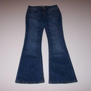 Aeropostale Hailey Flare Stretch Jeans OO Regular